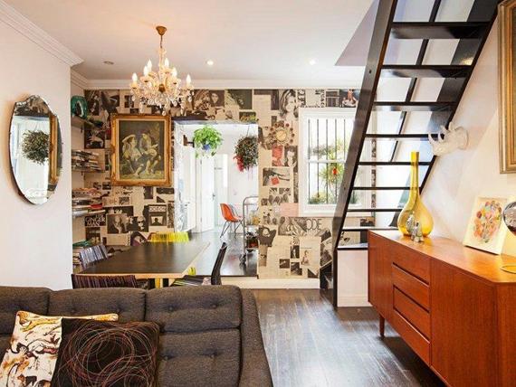 Indie interiors rachel macdonald for Indie home decor
