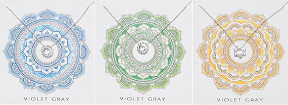violet-gray