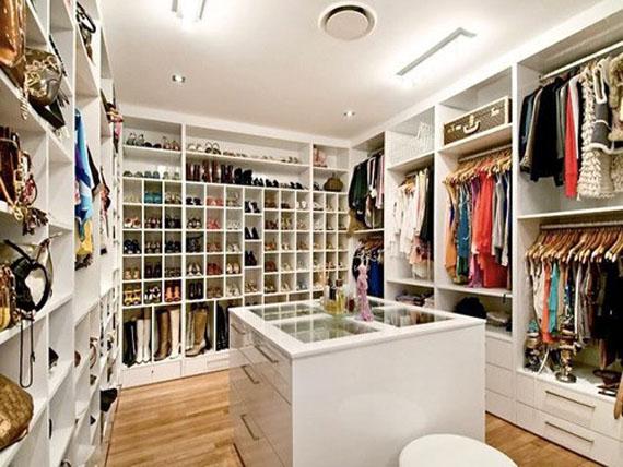 Cool Closets Radical Racks Rachel MacDonald